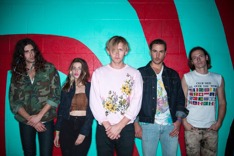 Waters Added As Support to Matt and Kim's North American Tour