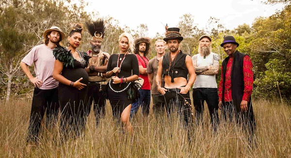 """Xavier Rudd & The United Nations Announces """"The Flag North American Tour"""""""