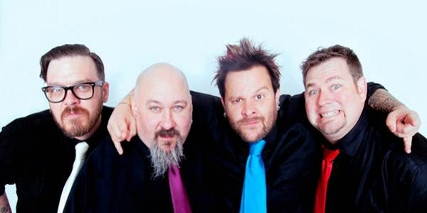 "Bowling for Soup Adds MC Lars to ""How About Another Round Tour"" in the UK"