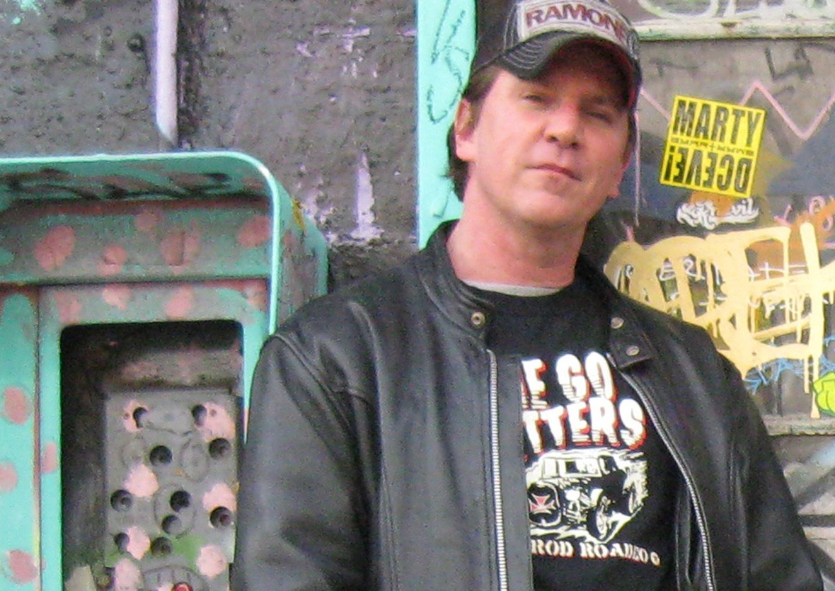 CJ Ramone Announces South American Tour