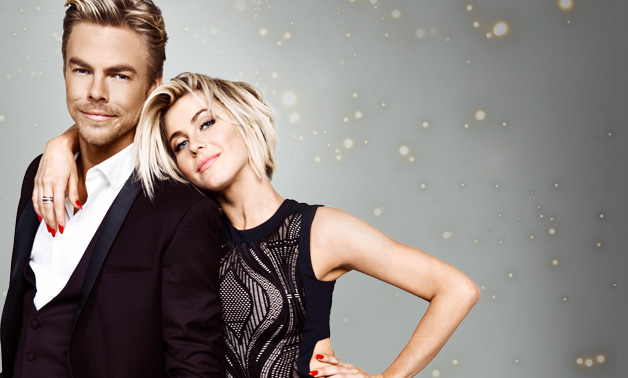 "Derek and Julianne Hough Announce ""Move Live On Tour"""