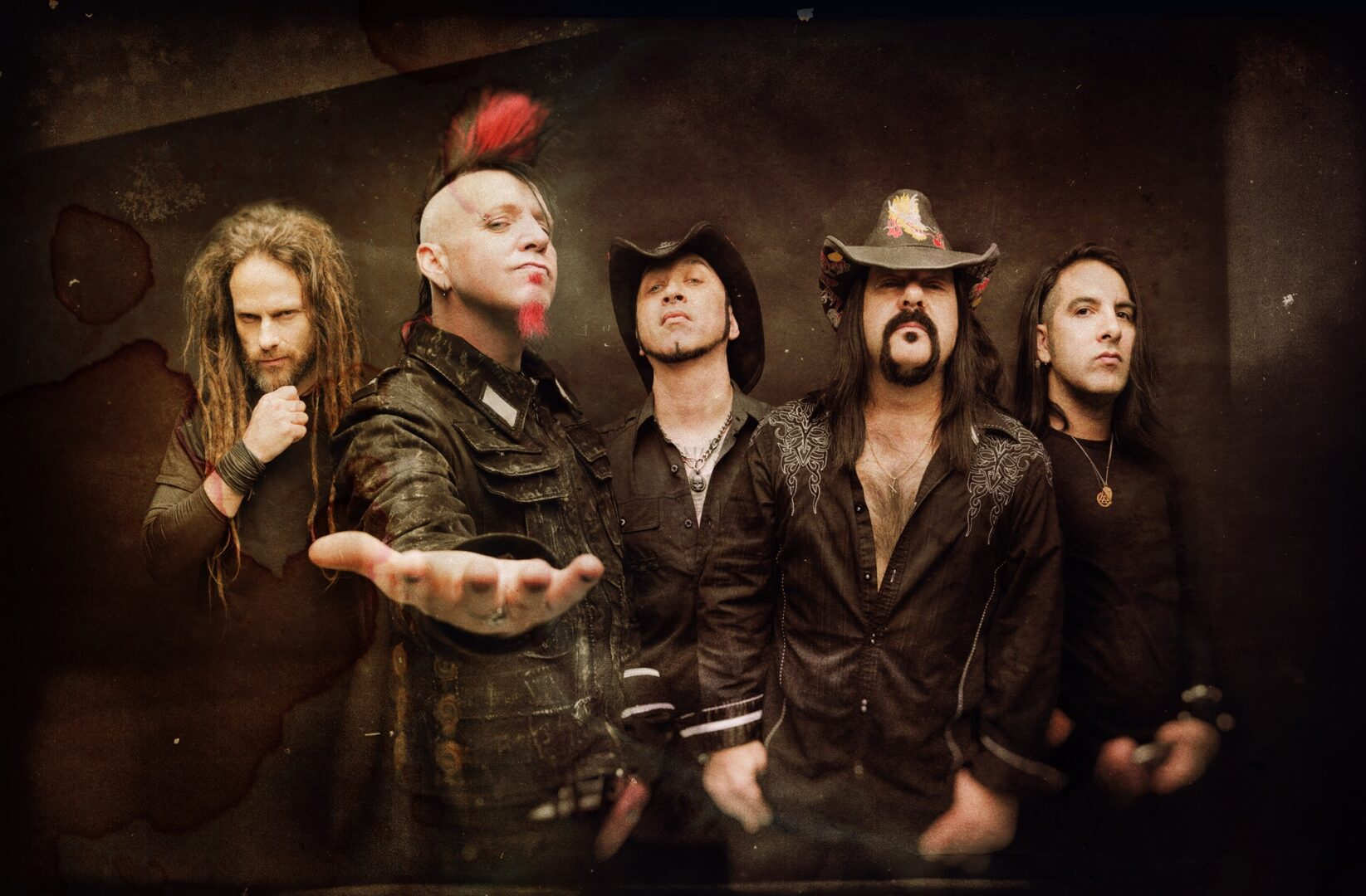 """HELLYEAH's """"Blood for Blood 2015 Tour"""" – GALLERY"""