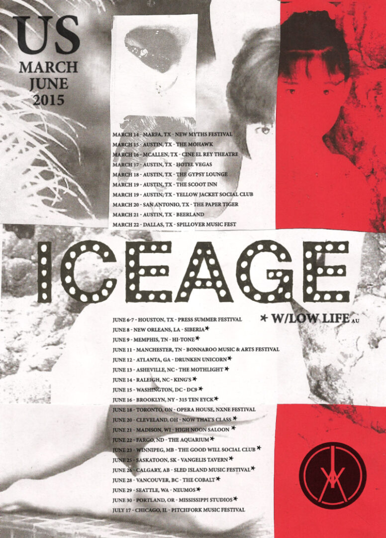 Iceage-US-Spring-Tour-2015