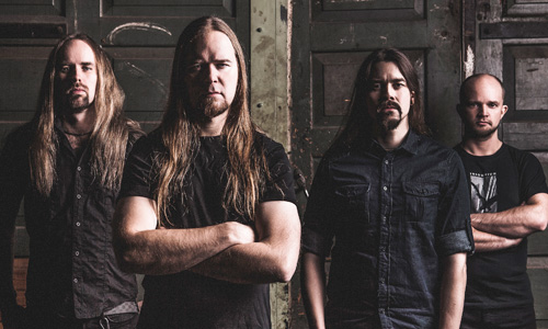 "Insomnium Announces ""Shadows Over North America Tour"""