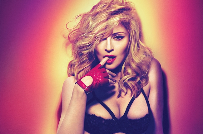"Madonna Announces ""Rebel Heart Tour"""