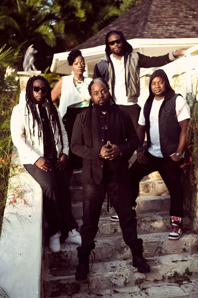 """Morgan Heritage Announce the """"Catch A Fire Tour"""" with Damian Marley, Stephen Marley + Tarrus Riley"""