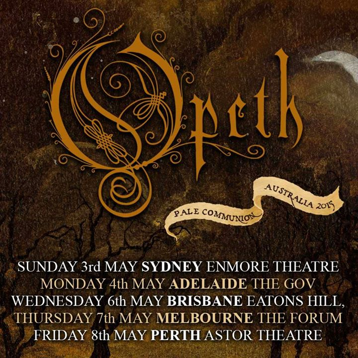 Opeth-Pale-Communion-Australian-Tour-2015