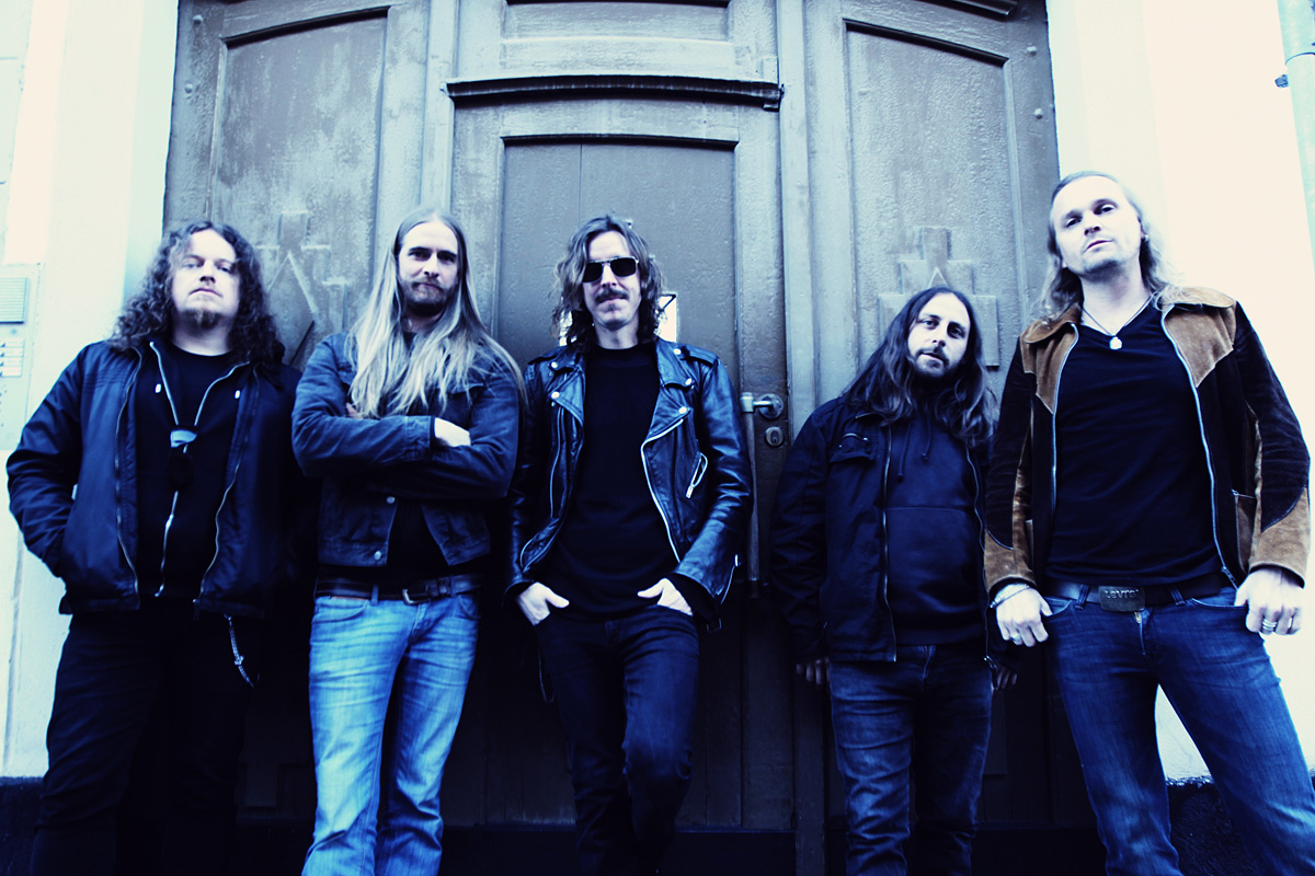 "Opeth Announce ""Pale Communion Australian 2015 Tour"""