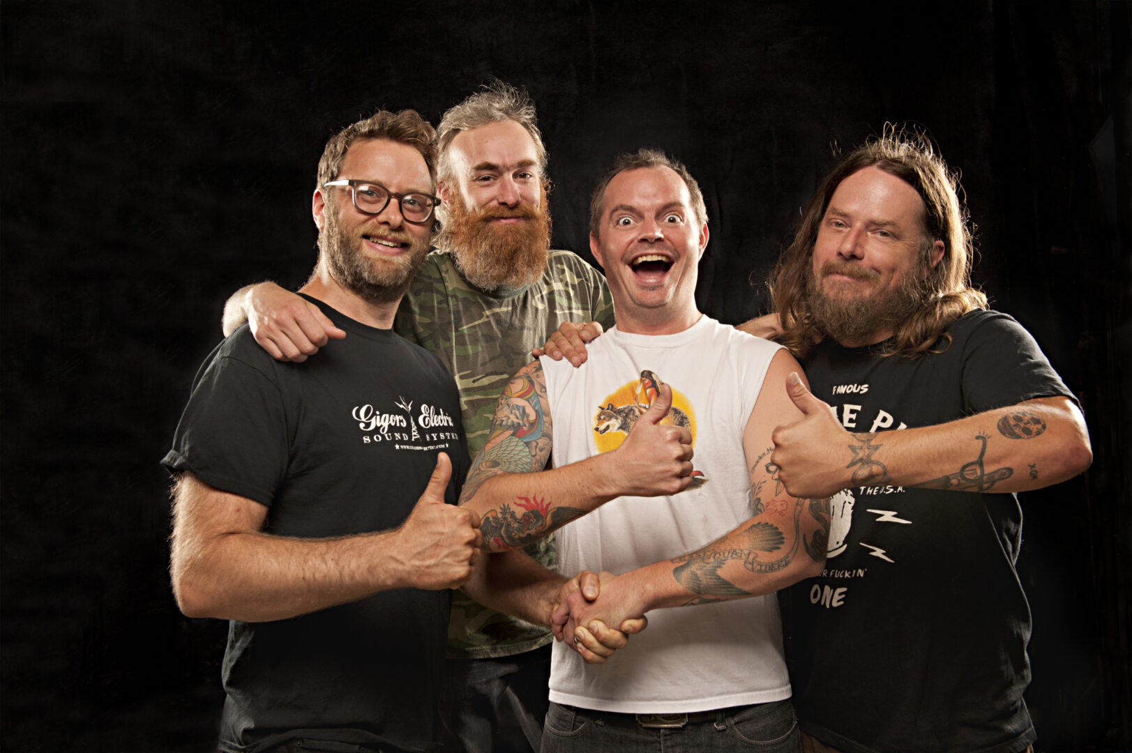 Red Fang Announces Fall U.S. Tour