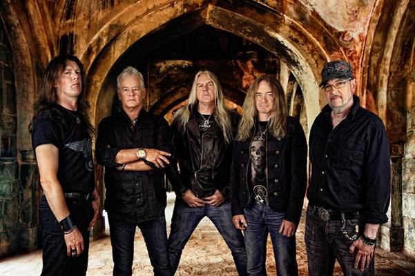 "Saxon Announces ""Warriors Of The Road Tour"""