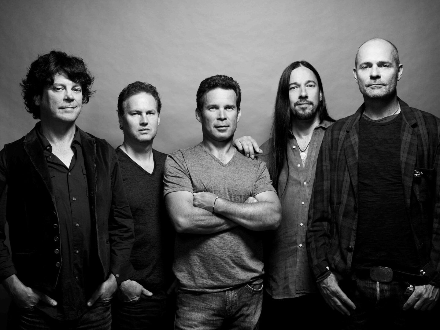"""The Tragically Hip Announce """"The Fully and Completely Tour"""""""