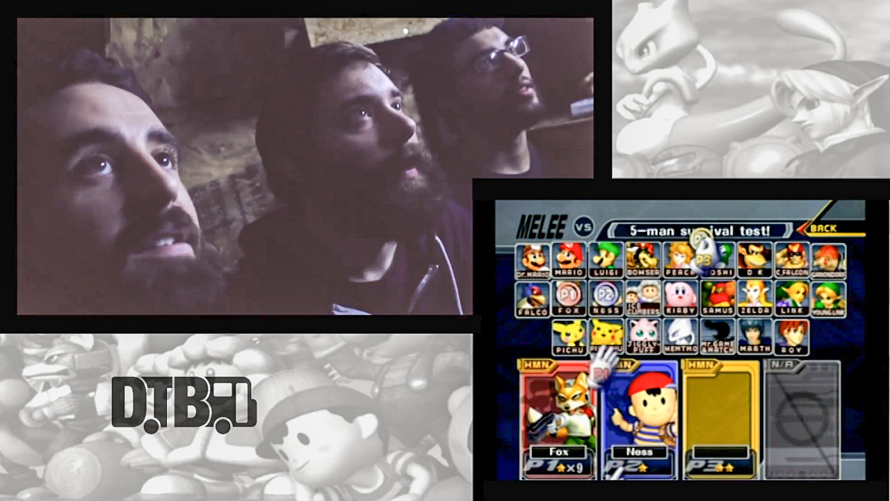 Brent Walsh vs. The Ongoing Concept in Super Smash Bros. Melee – VIDEO GAMES ON TOUR Ep. 4 [VIDEO]