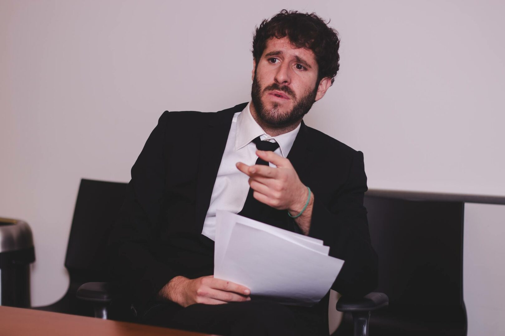 """Lil Dicky Announces the """"Professional Rapper Tour"""""""