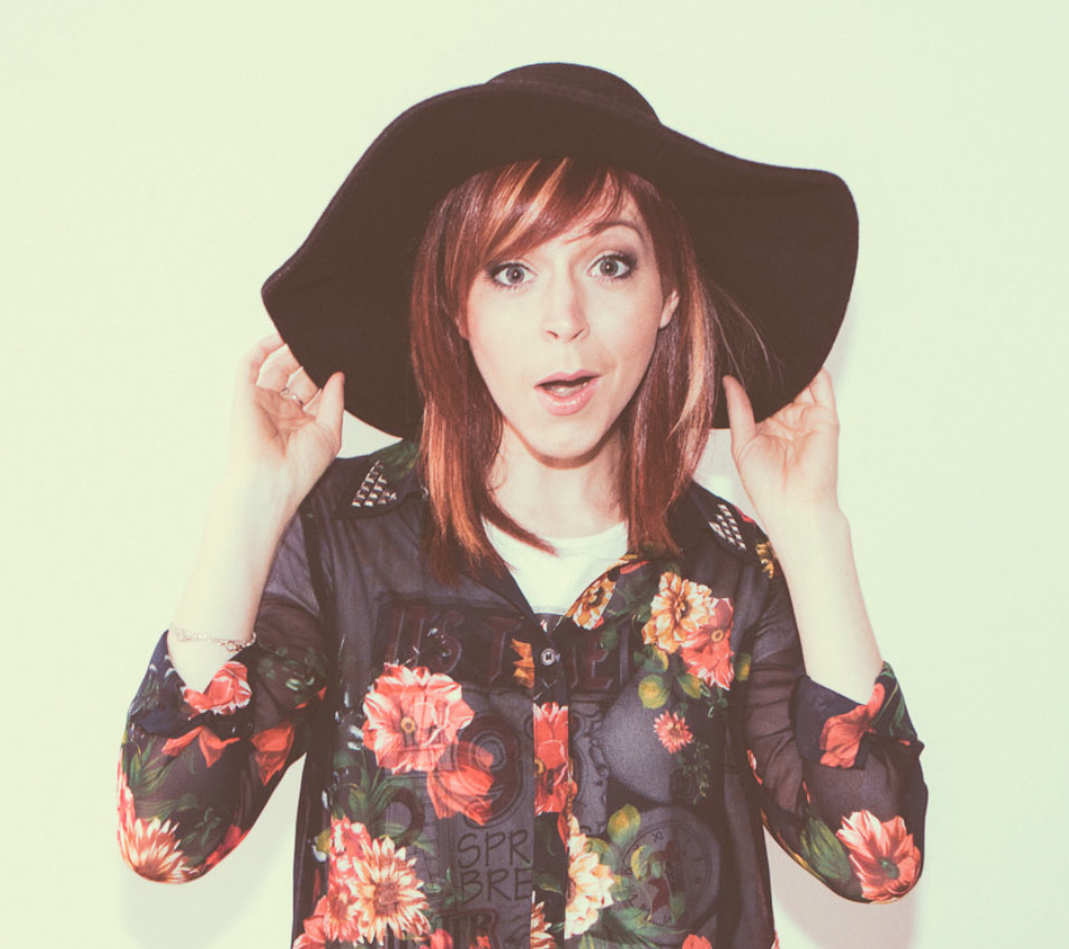 """Lindsey Stirling Announces """"The Music Box Tour"""""""