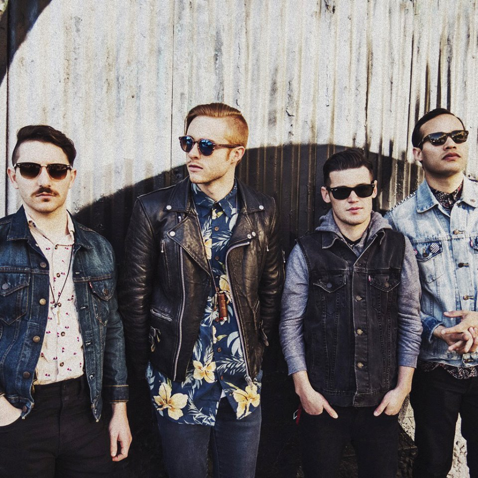 Maudlin Strangers Announces West Coast Headline Tour