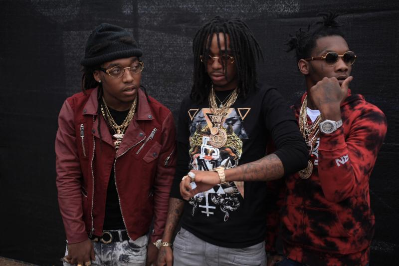 "Migos Announces the ""DAB Tour"""