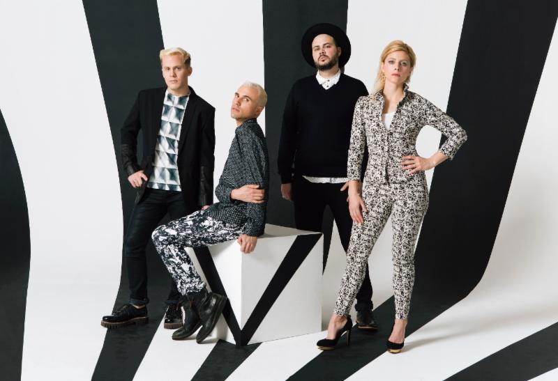 "Neon Trees Announce the ""An Intimate Night Out With Neon Trees Tour"""