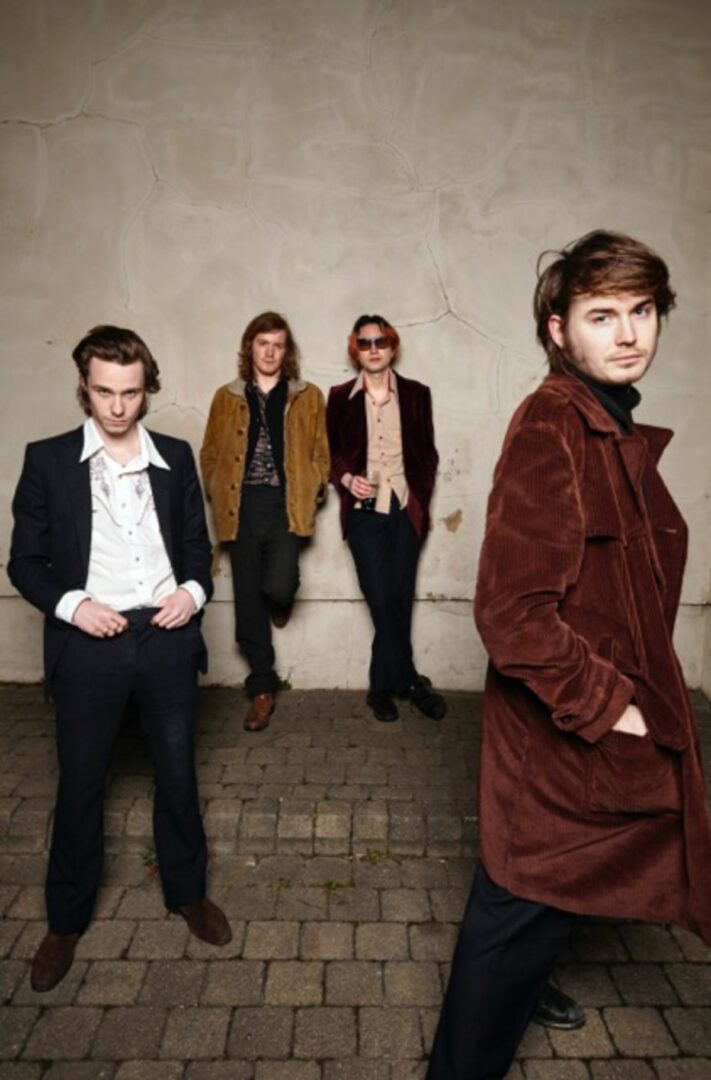 Palma Violets Add Dates to North American Tour