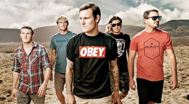 "Parkway Drive Adds Support to ""IRE North American Tour"""