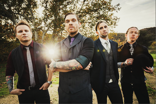 "Shinedown to Headline the Return of ""The Carnival of Madness Tour"""