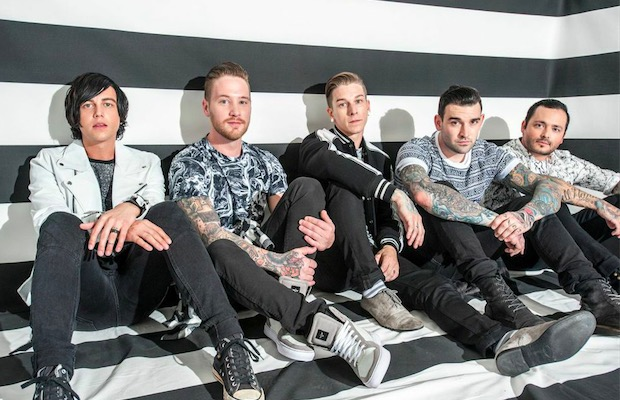 "Sleeping With Sirens Announce ""We Like It Quiet Acoustic Tour"""