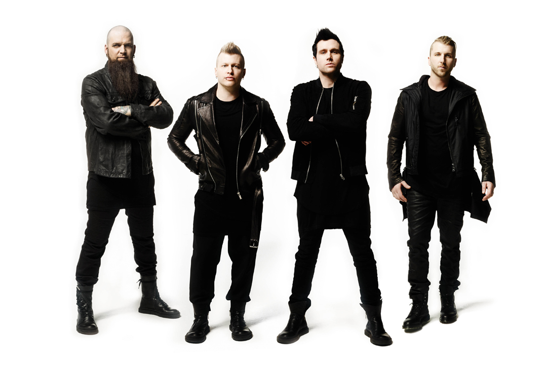 Three Days Grace Announce Additional Tour Dates