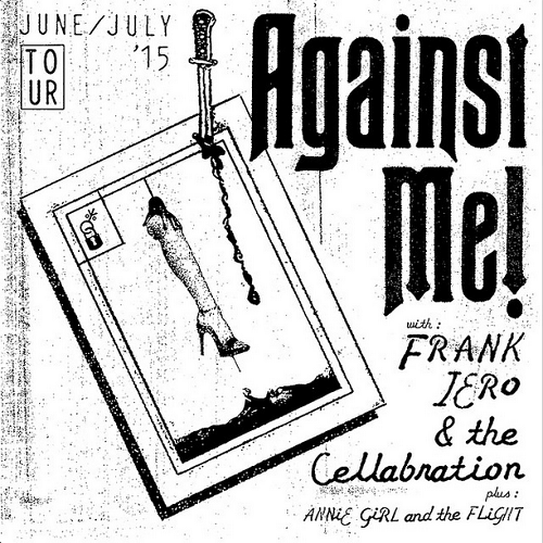 Against Me!'s June/July North American Tour – Ticket Giveaway