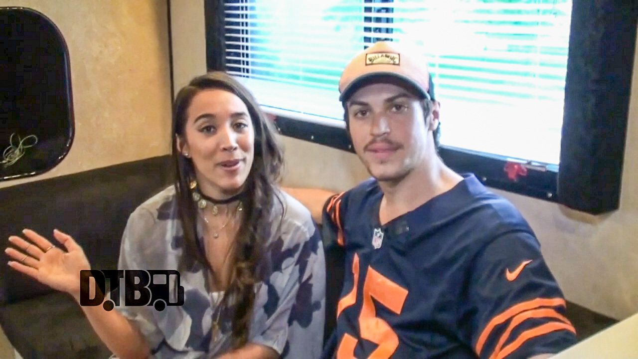 Alex & Sierra (from The X Factor) – TOUR TIPS (Top 5) Ep. 287 [VIDEO]