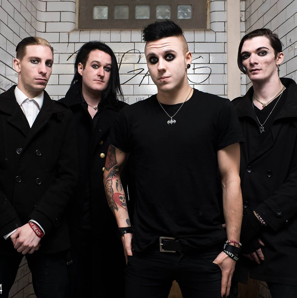 "Ashestoangels Announce ""British Horror Story Tour"" with Farewell, My Love"