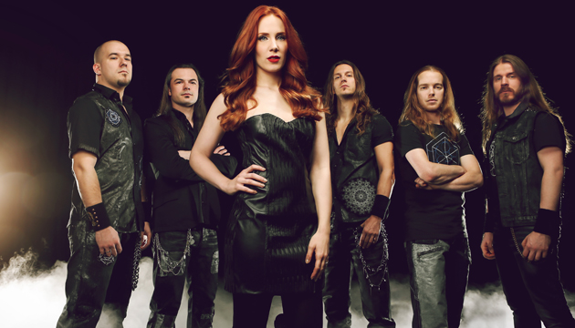 "Epica Announces ""The North American Principle Tour"""