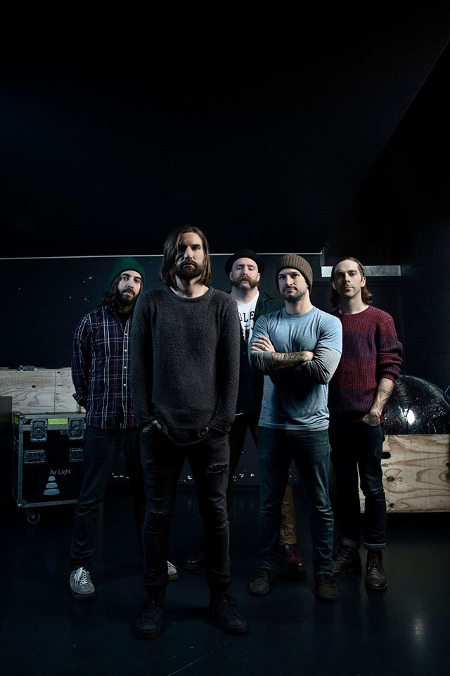 """Every Time I Die Announce """"Common Vision Tour"""" with Real Friends"""