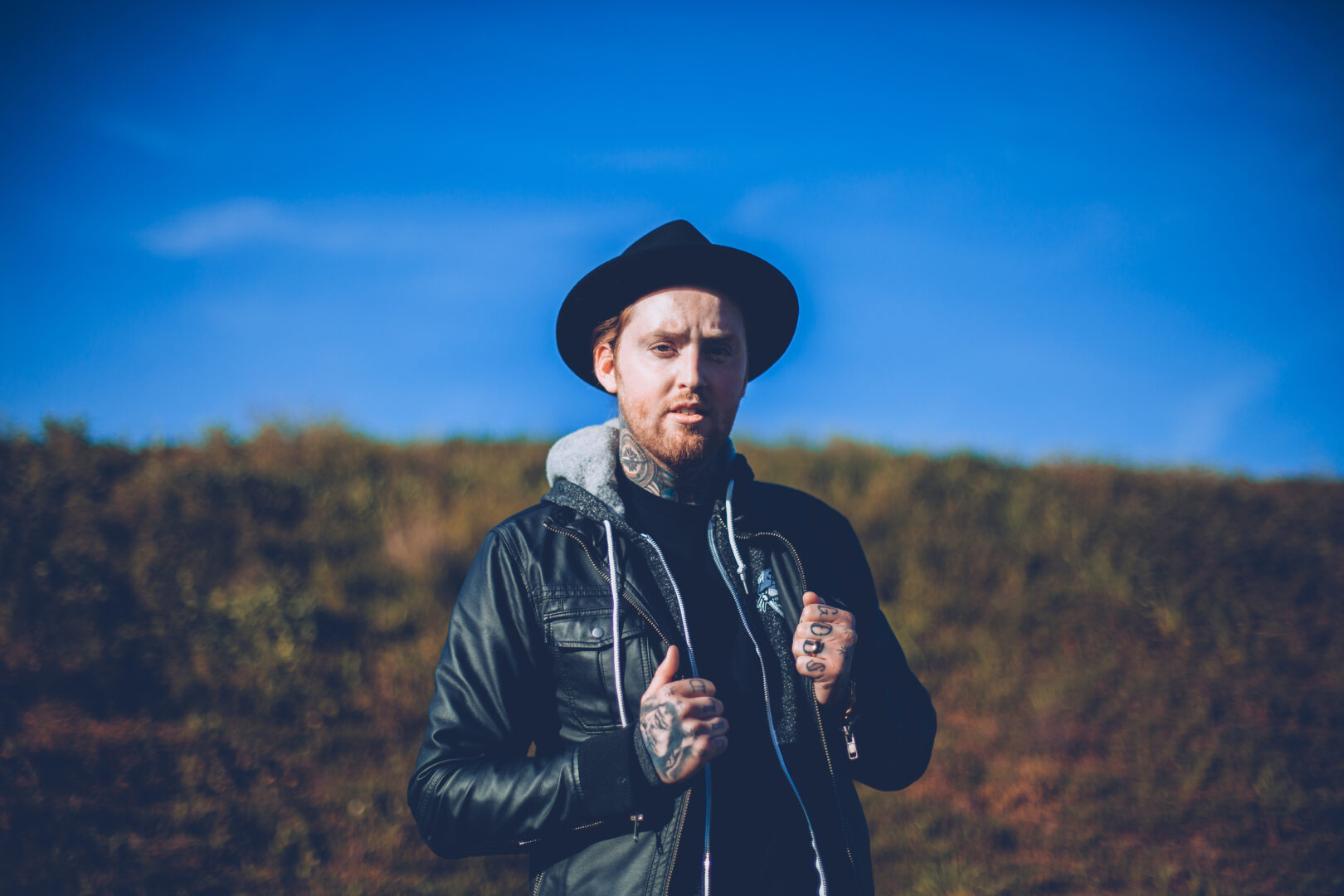 """Jesse Lawson (ex- Sleeping With Sirens) Announces """"The Projections Tour"""""""