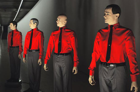 Kraftwerk Announces North American Tour