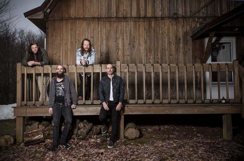 Baroness Announces European Tour