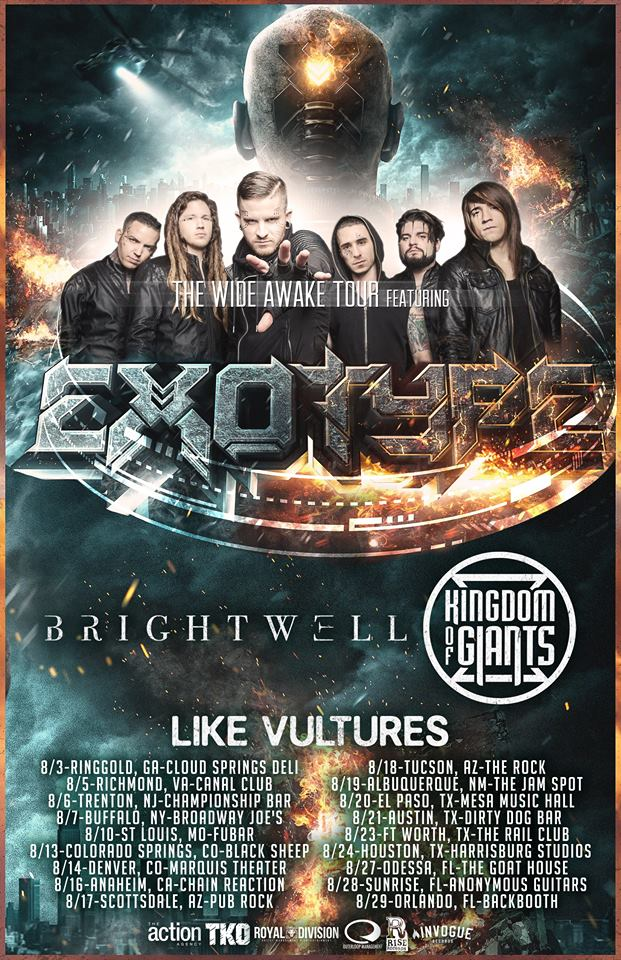 Exotype-Wide-Awake-Tour-poster