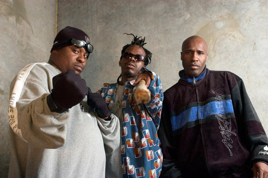 """Geto Boys Announce the """"Office Space Tour"""""""