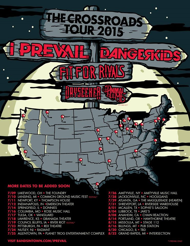 I-Prevail-Crossroads-Tour-poster