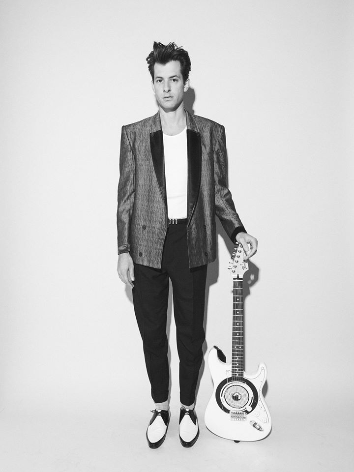 Mark Ronson Announces Australian Tour