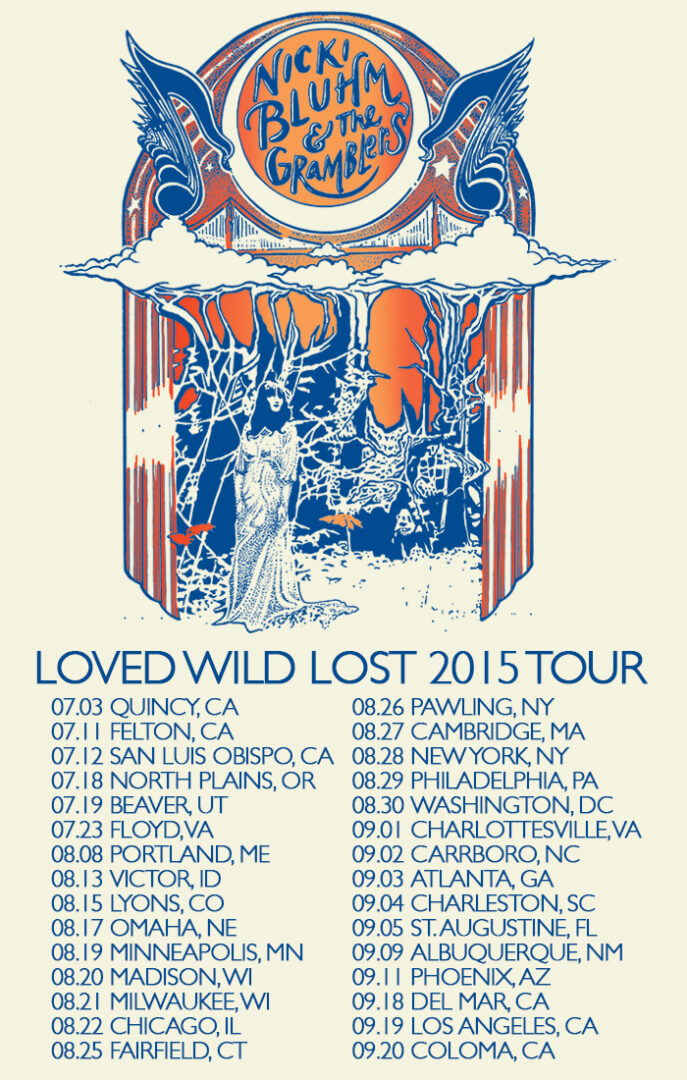 Nicki Bluhm & The Gramblers - Loved Wild Lost Tour