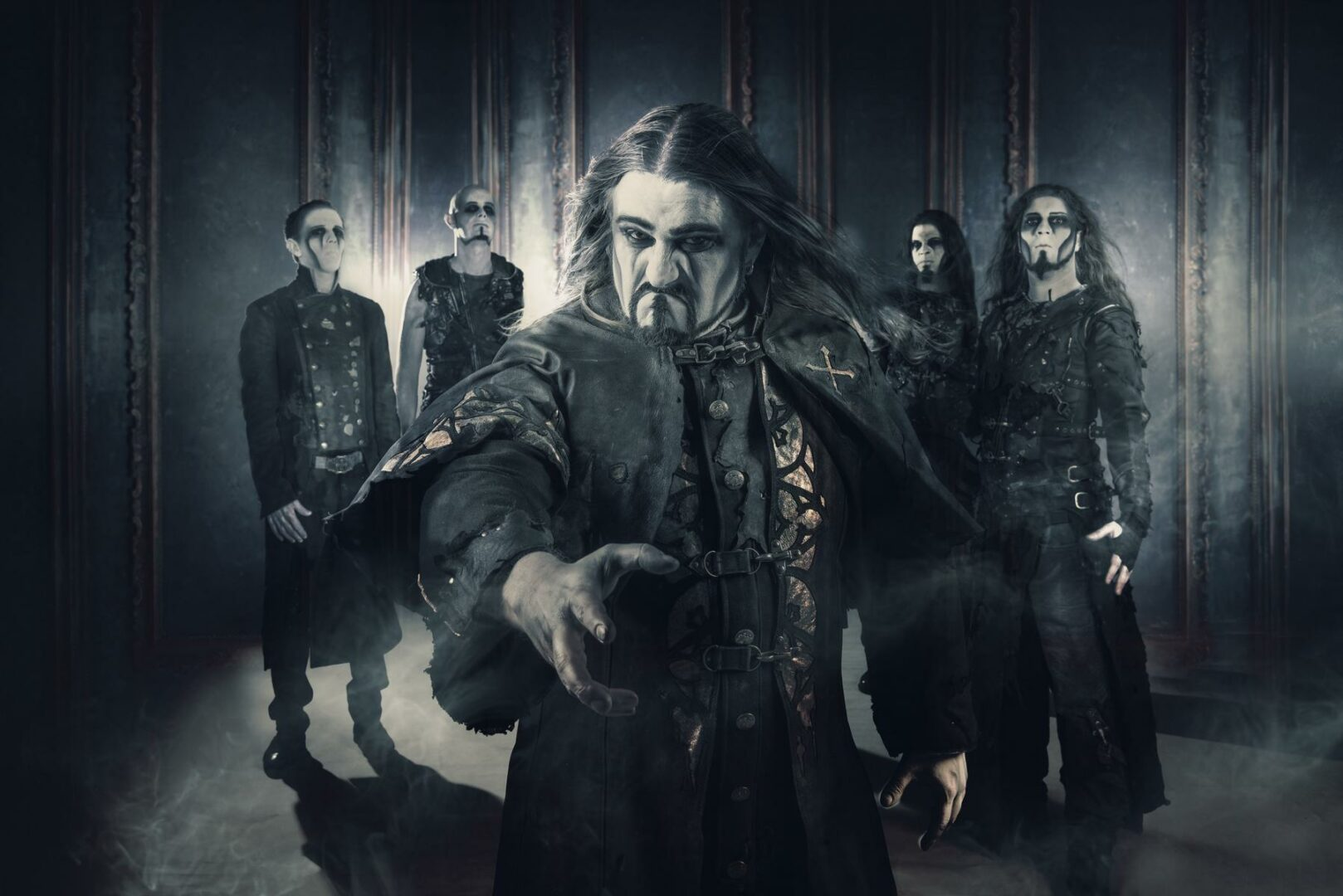 "Powerwolf Announces the European ""Wolfsnächte Tour"""
