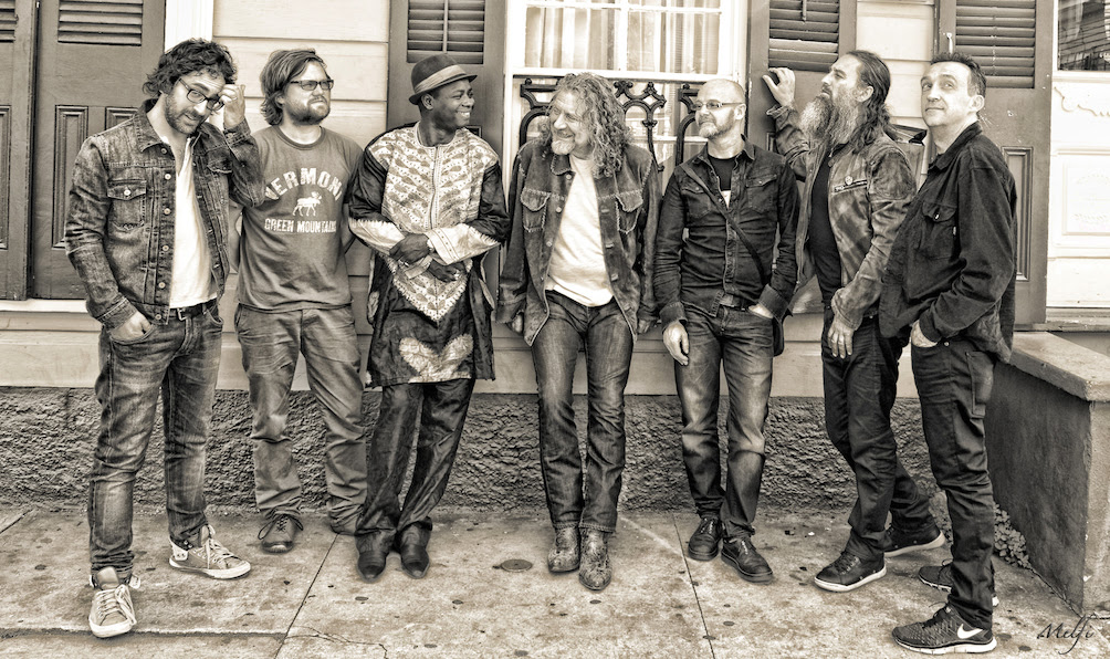 Robert Plant and the Sensational Space Shifters Announce U.S. Fall Tour