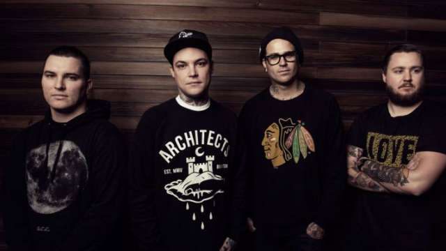 """The Amity Affliction to Headline European """"Never Say Die! Tour"""""""