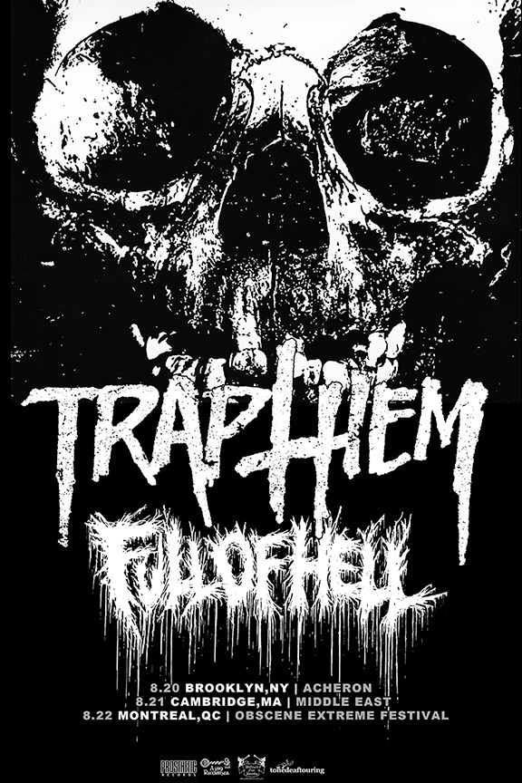 Trap Them Mini North American Tour 2015