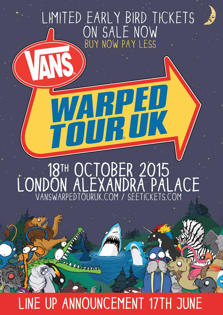 Vans-Warped-Tour-UK-2015-poster
