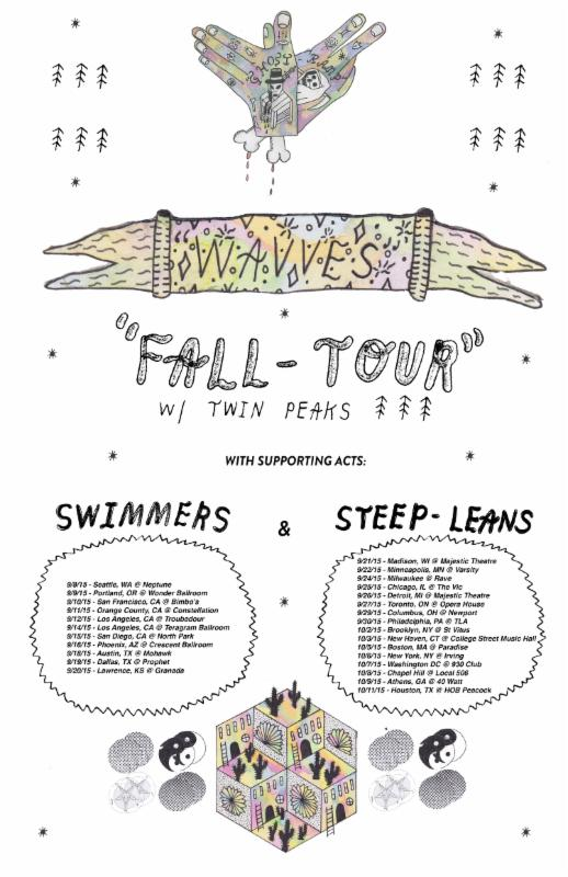 Wavves - Fall Tour with Twin Peaks