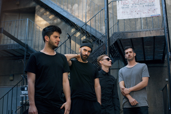 "X Ambassadors Add Northeast Leg of Dates to ""The VHS Tour 2.0"""
