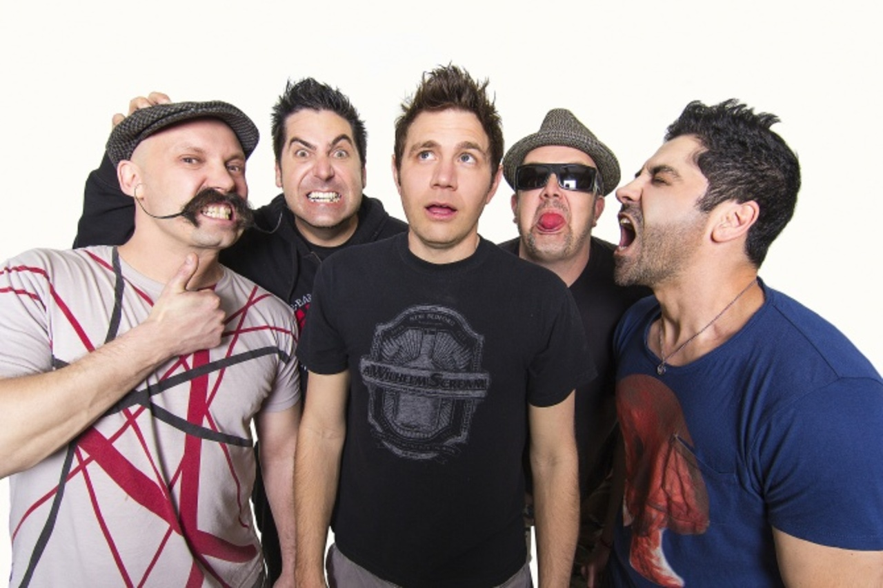 Zebrahead Announces UK Tour