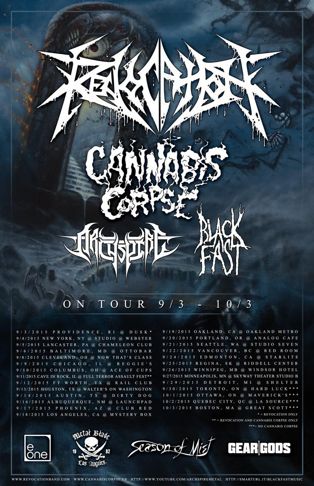 Revocation - poster