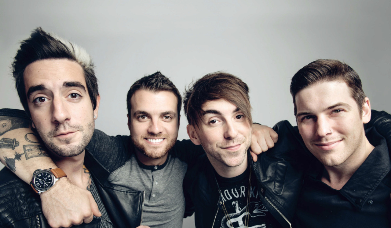 """All Time Low Add Against The Current to UK/Ireland """"Back to the Future Hearts Tour"""""""