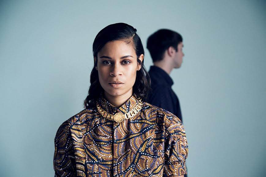 "Alunageorge Announce the ""I'm In Control Tour"""